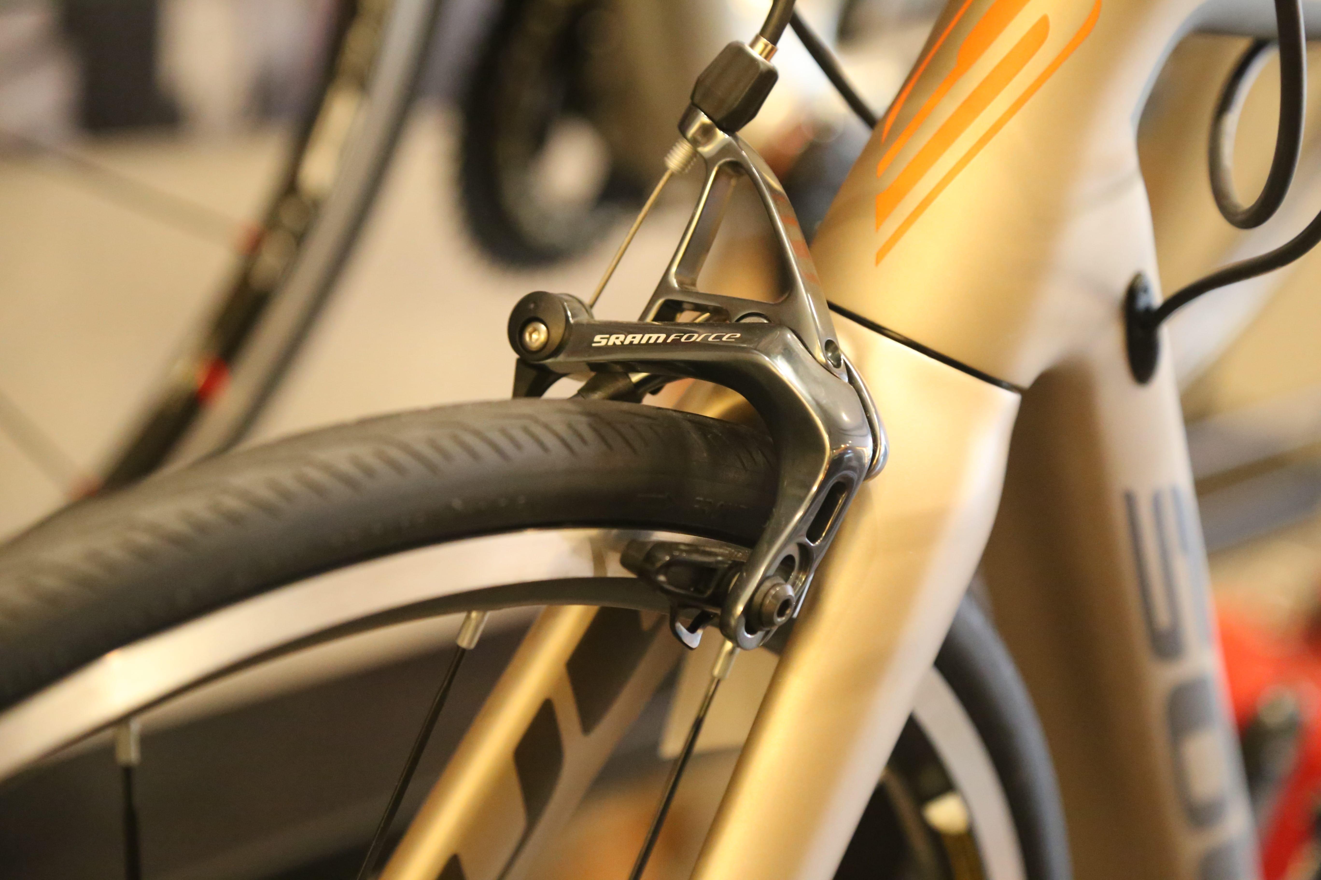 Freio tradicional da bicicleta 3R3 Force, da Soul