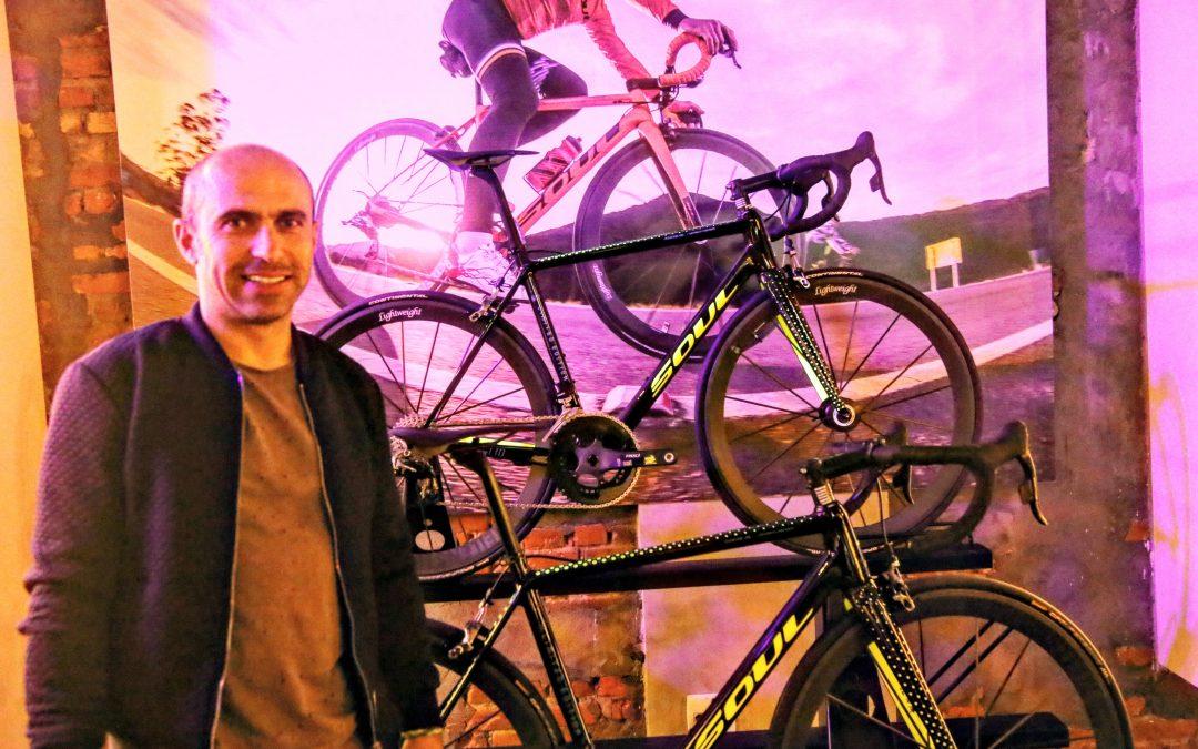 Murilo Fischer Limited Edition: a personificação de um dos maiores ciclistas do Brasil