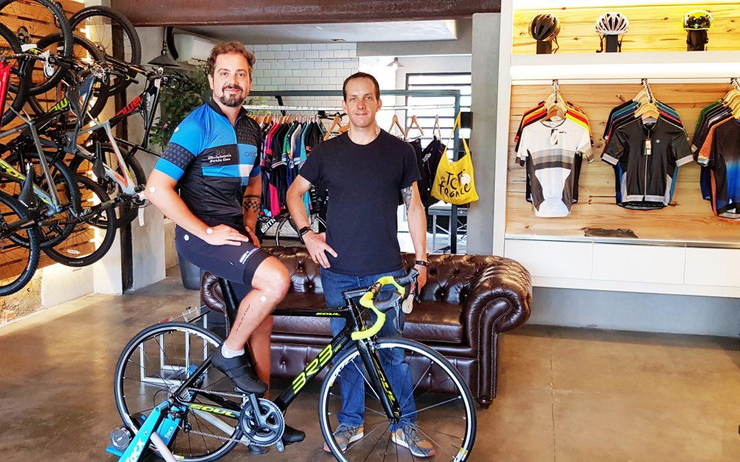 Cassio Cortes, do Acelerados, vai visitar a Itália de bicicleta com a Special Trip